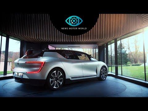 2017 Renault SYMBIOZ Demo car Product film