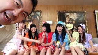 ベボガ!(虹のコンキスタドール黄組)、初登場!! 今回は、キャンペーンで仙台に来てくれたタイミングで、お話を伺いました。 メンバー全...