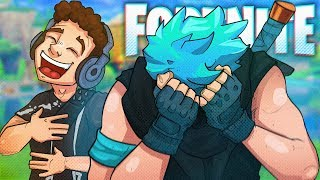 DrLupo Makes Ninja CRY *Extremely Emotional* - Fortnite Battle Royale!