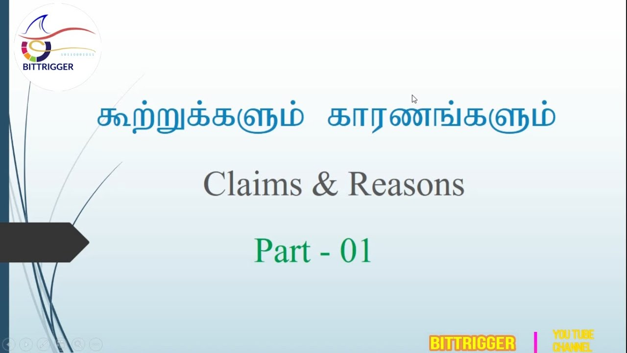 IQ Question in Tamil Questions 277 - 281 - YouTube