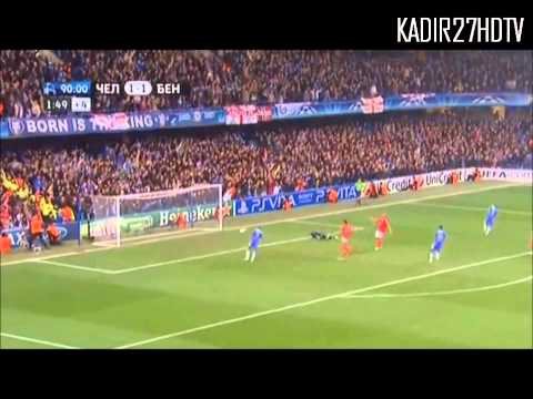 Raul Meireles'in Benfica'ya Attığı Muhteşem Gol