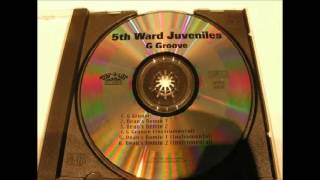5th Ward Juvenilez - G-Groove (Dean