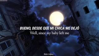 Elvis Presley - Heartbreak Hotel (Subtítulos español - Lyrics)