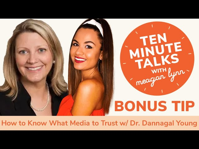 How to Know What Media to Trust with Dr. Dannagal Young