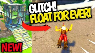Fortnite NEW Glitch *HOW TO* Glide & Float On the Floor In Fortnite! (Fortnite new Glitch) Season 6!