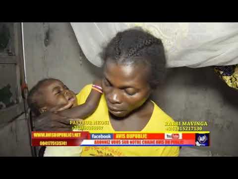 TELE SUPRISE A KIMBASEKE UNE EGLISE EN SUISSE ET UNE MAMAN EN FRANCE BASUNGI NDEKO APOLA MAKOLO