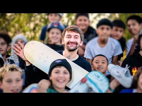 TRICKS FOR PRIZES AT FREMONT SKATE PARK! | TRICKS FOR PRIZES EP. 5