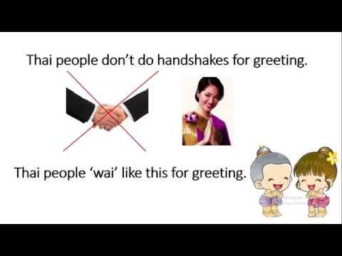Lesson Review: Thai Culture