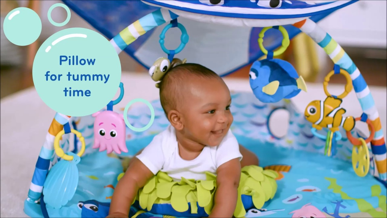 Smyths Toys Disney Baby Finding Nemo Mr Ray Ocean And