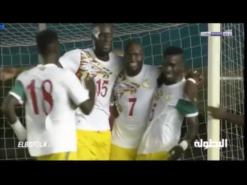Senegal 3 0 Equatorial Guinea   CAN Cameroon 2019 Qualifiers   Group A
