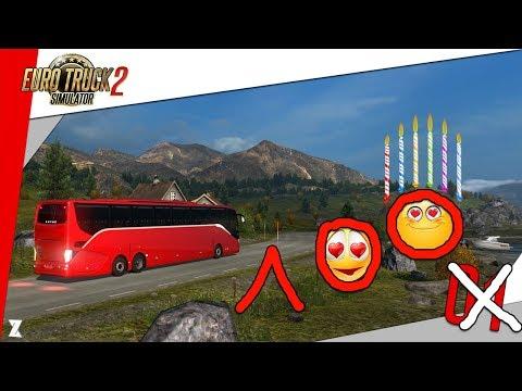 🚚Euro Truck Simulator 2 | L'Hebdo du Routier #100 🎉 L'histoire d'une famille ! 💖