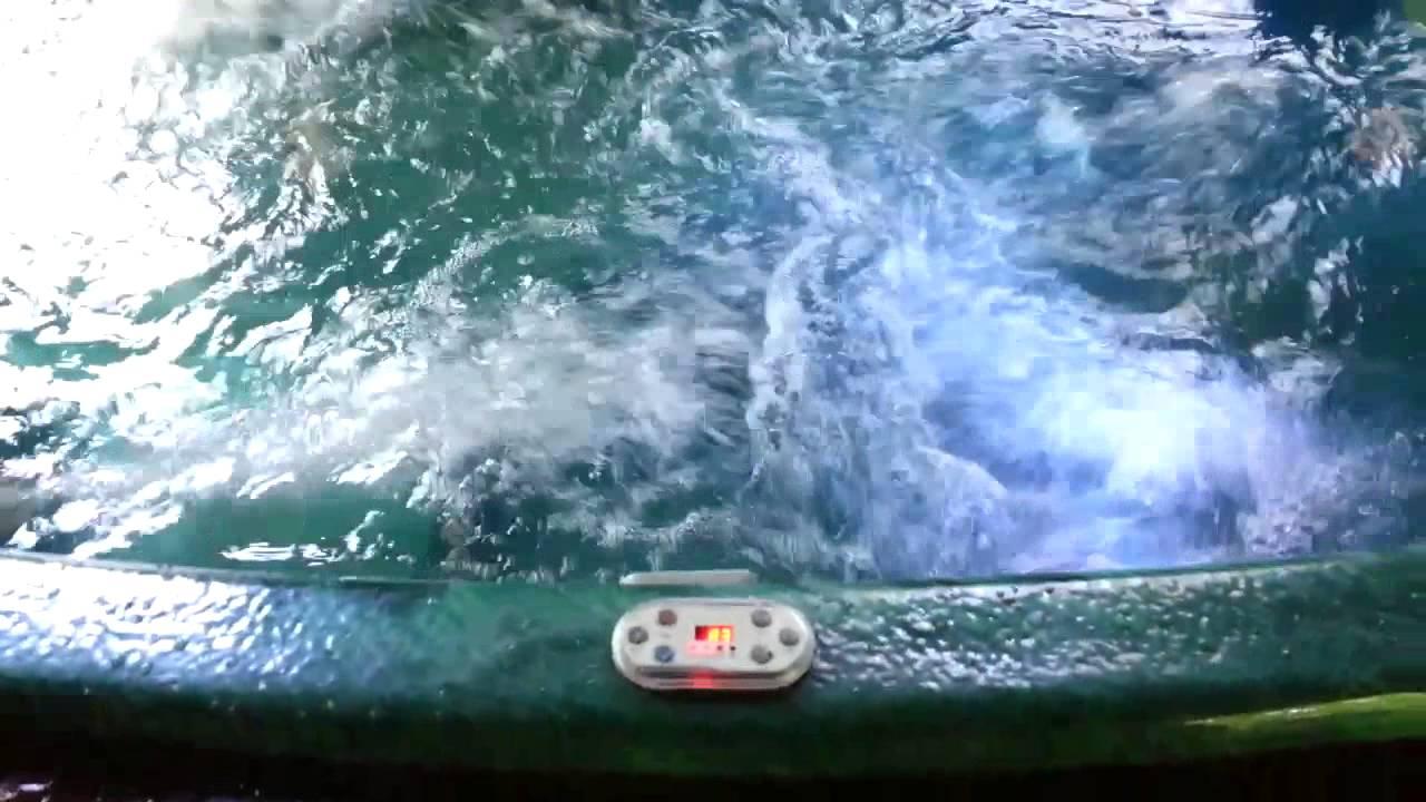 Hot Tub Restoration by Aqua Flow Spas - YouTube