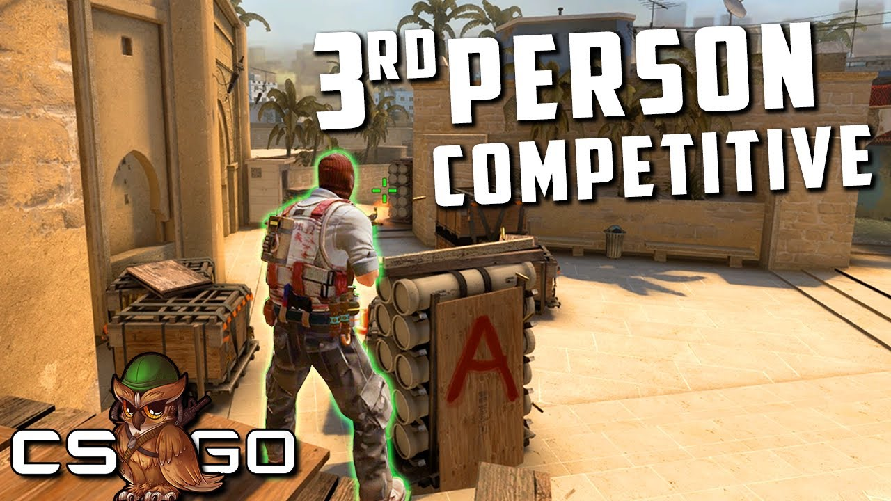 Third Person in Competitive Counter-Strike thumbnail