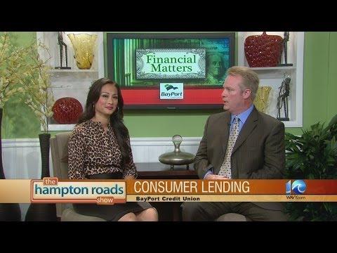 Видео Consumer lending