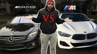 BMW M VS Mercedes AMG *BRAND REVIEW*
