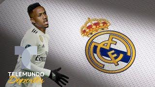 ¿Quién es Éder Militao?, el nuevo fichaje del Real Madrid de Zidane | La Liga | Telemundo Deportes