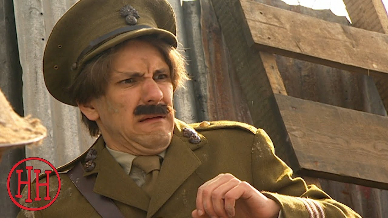 Download Frightful First World War Compilation   Horrible Histories