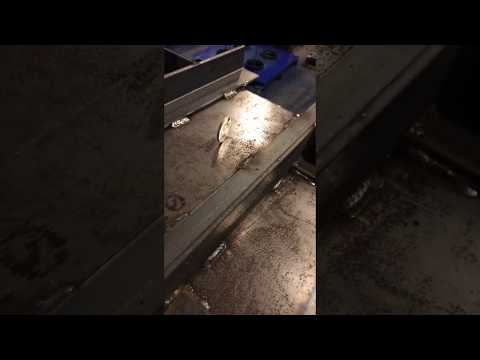 STEAM TURBINE ROTOR TESTING WITH COMPRESSED AIR