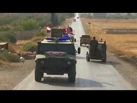 Безопасность в сирийском
