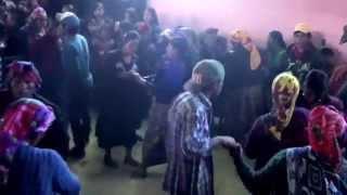 Marimba Princesa Eulalense, baile social en Rio Blanco San Mateo Ixtatán, Huehuetenango.