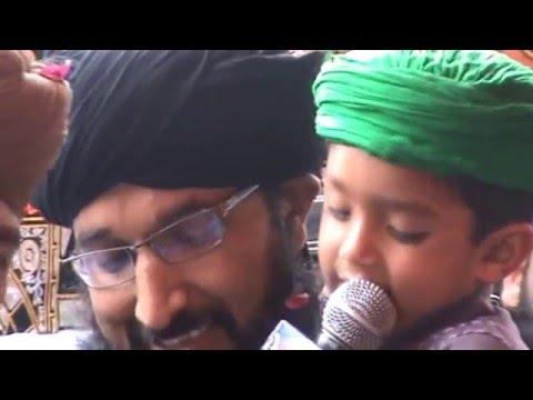 Very Emotional Clip Son of Ghazi Mumtaz Hussain Qadri  MUhammad Ali Raza  Reciting Naat e Rasool