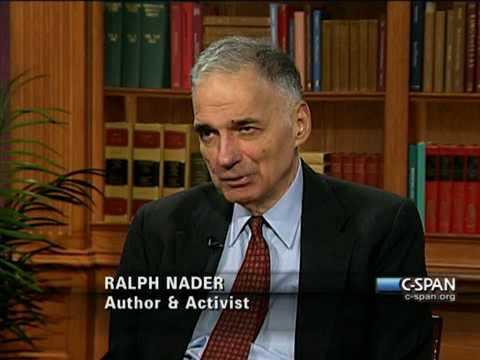 Ralph Nader on 2000 Florida Recount