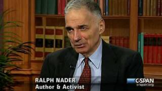 Ralph Nader on 2000 Florida Recount