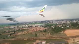 My flight with Ethiopian Air Crash Plane 737 Max ET-AVJ on 23.11.18