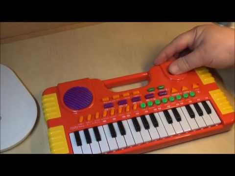 Piano Toy, Finer Shop 31 Key Electronic Educational Piano Music Keyboard Toy, A great keyboard for y