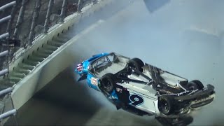 2020 Ryan Newman flip @ Daytona