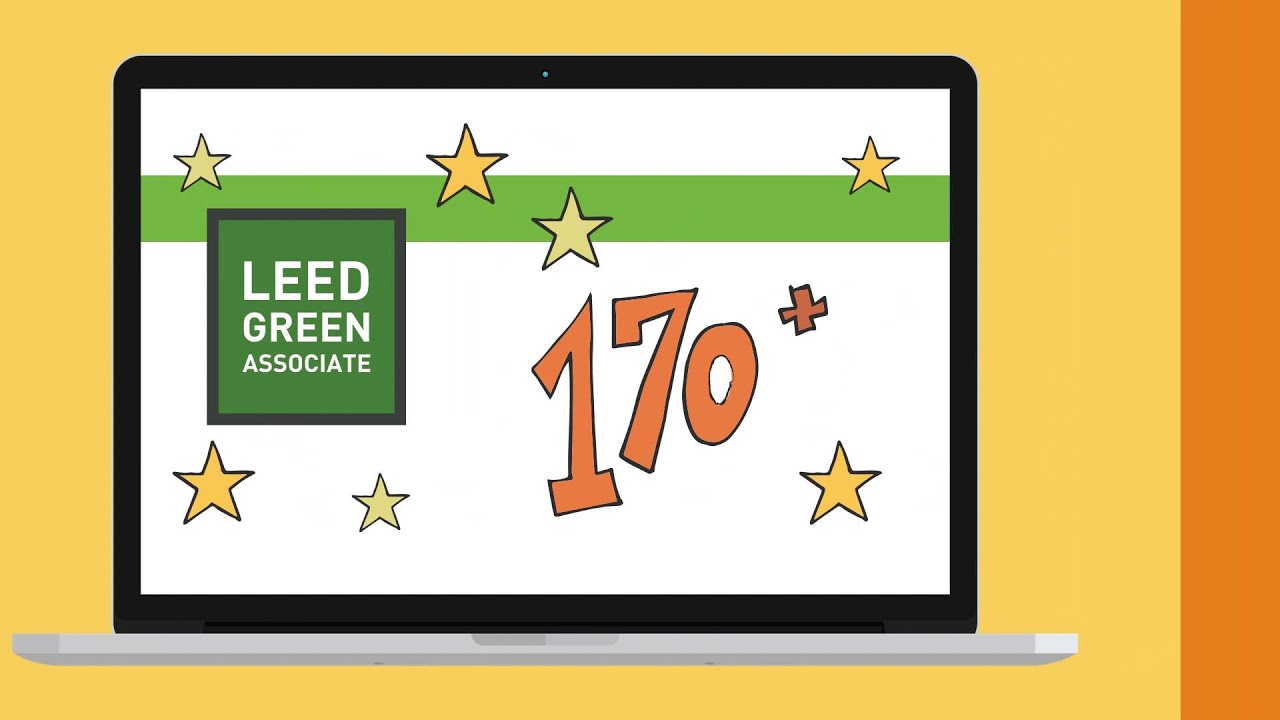 What Is A Leed Green Associate Youtube