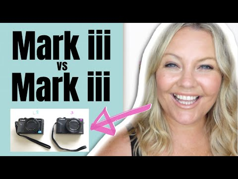 Canon G7X Mark iii vs Mark ii | Review From A Home Business Mum