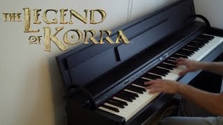 The Legend of Korra - Finale [Piano Cover]