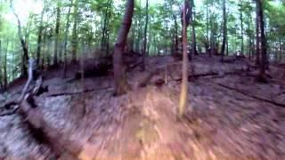Gambar cover Matt Saltzer's 4-wheeler motocross track and trail as of July 2012