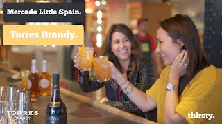 We explore Mercado Little Spain with Cocktail Innovator Miguel Lancha - New York City
