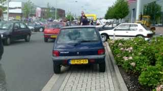 30 Years Jaar Ans Jahre PEUGEOT 205 record meeting Culemborg 8 9 2013