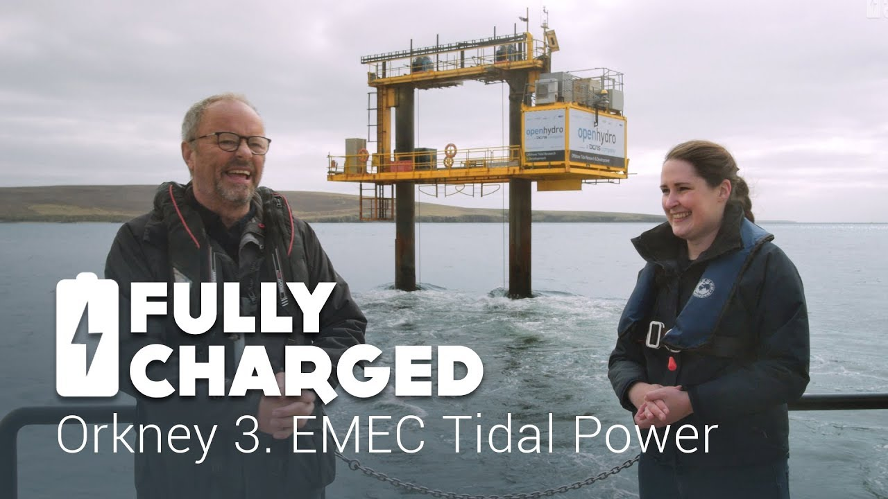 Blog: Fully Charged | Orkney setting the scene for the future of