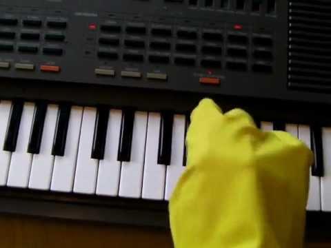 Benidorm TV Theme Tune - organ cover