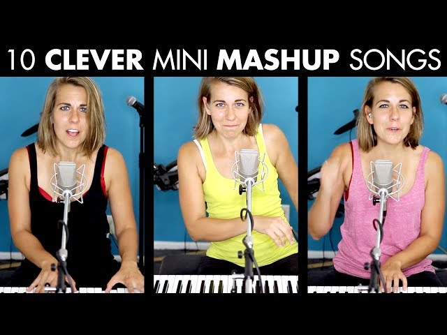 10 Surprising Mini Mashup Songs