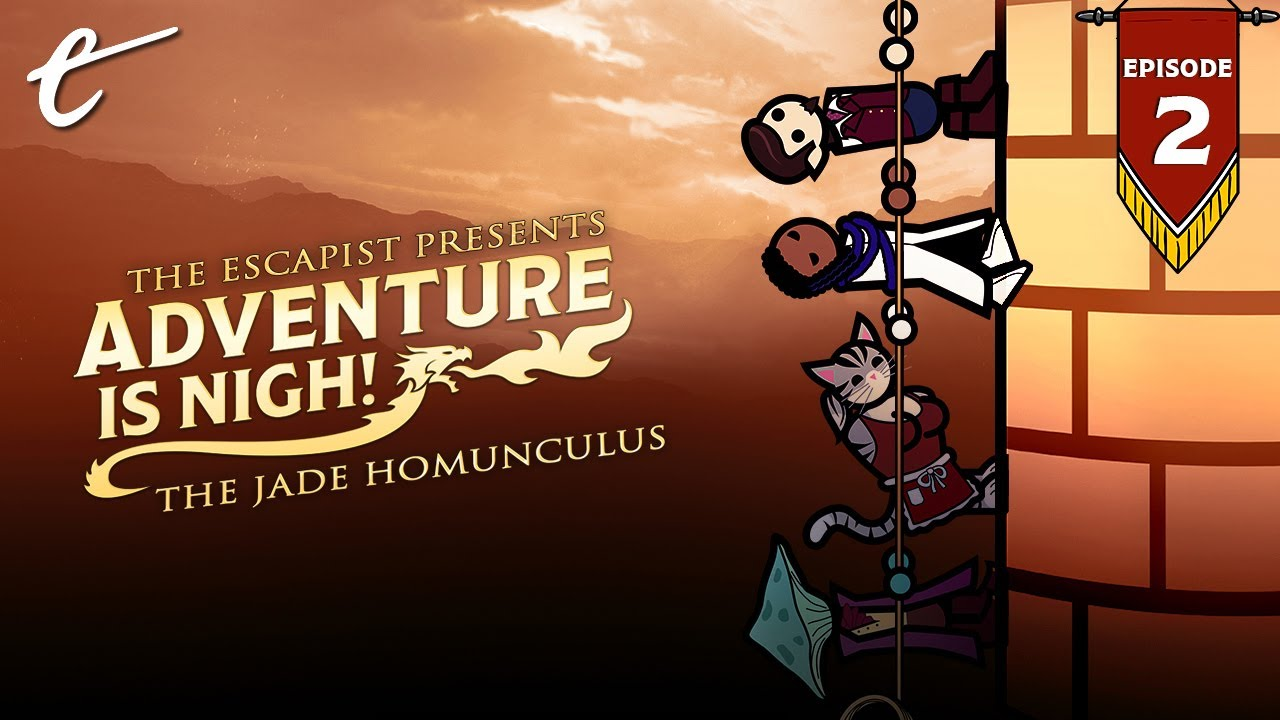 Download Adventure is Nigh! - Keep, Trying | The Jade Homunculus Campaign - Part 2