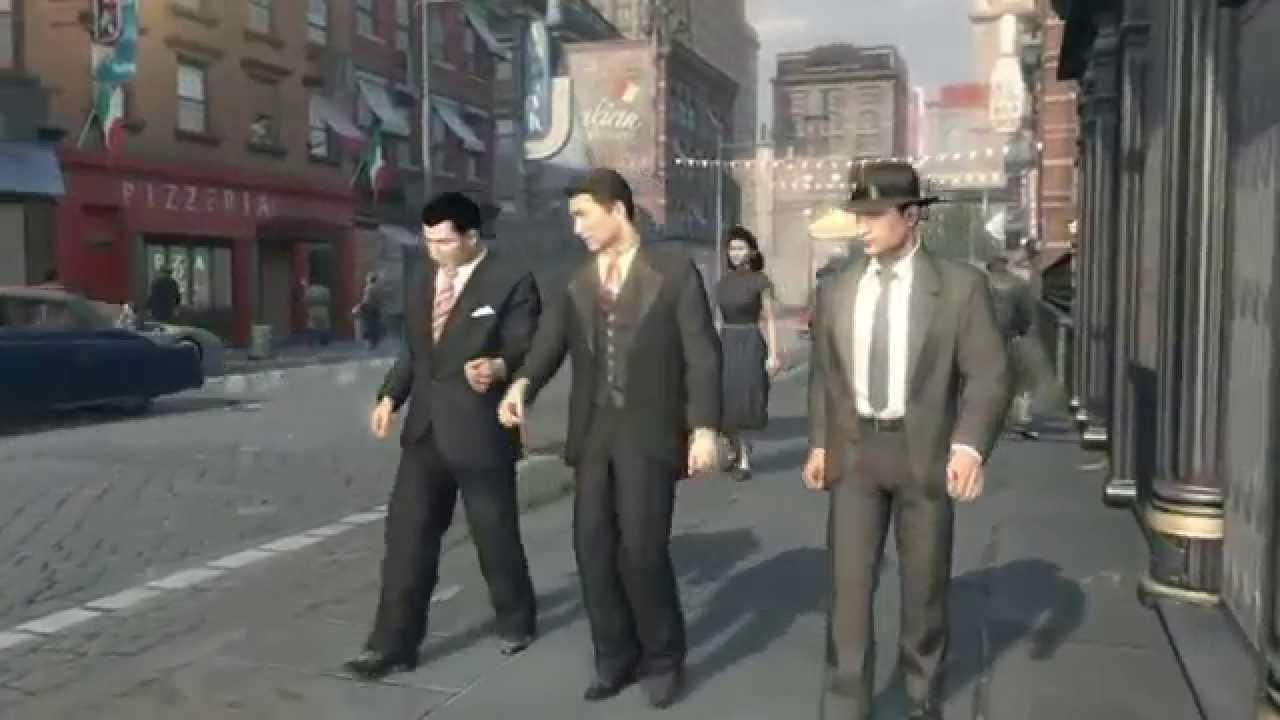 Gangster Spiele