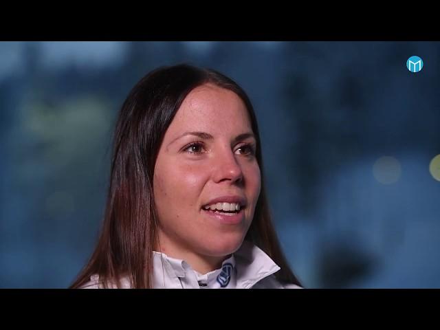 Kallas Dreamteam - Sanna möter Charlotte Kalla - Mittmedia 180325