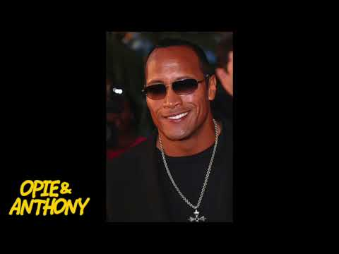 Opie & Anthony: Patrice O'Neal Writing For WWE W/The Rock (10/21/05)