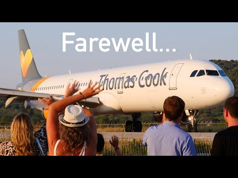Farewell Thomas Cook | 1841 - 2019