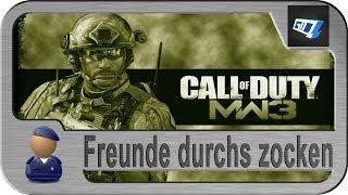 MW3 Dual: Freundschaften durchs Zocken/ über YouTube