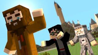 HARRY POTTER! (Minecraft Animation)
