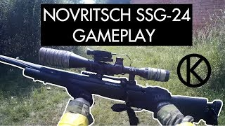 KACZMYSZ WITH NOVRITSCH SSG24