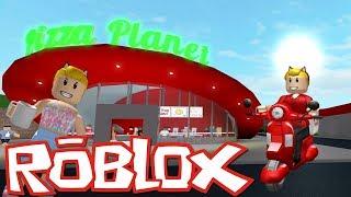 Roblox: Welcome to Bloxburg [BETA] Delivering Pizza