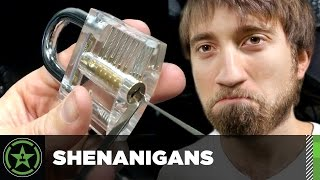 One of Achievement Hunter's most viewed videos: Shenanigans - Cleaning Out. Breaking In.