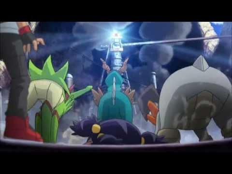 Pokémon Movie 15-Kyurem and the Sacred Swordsman:Keldeo Trailer 2 (Subtitled)